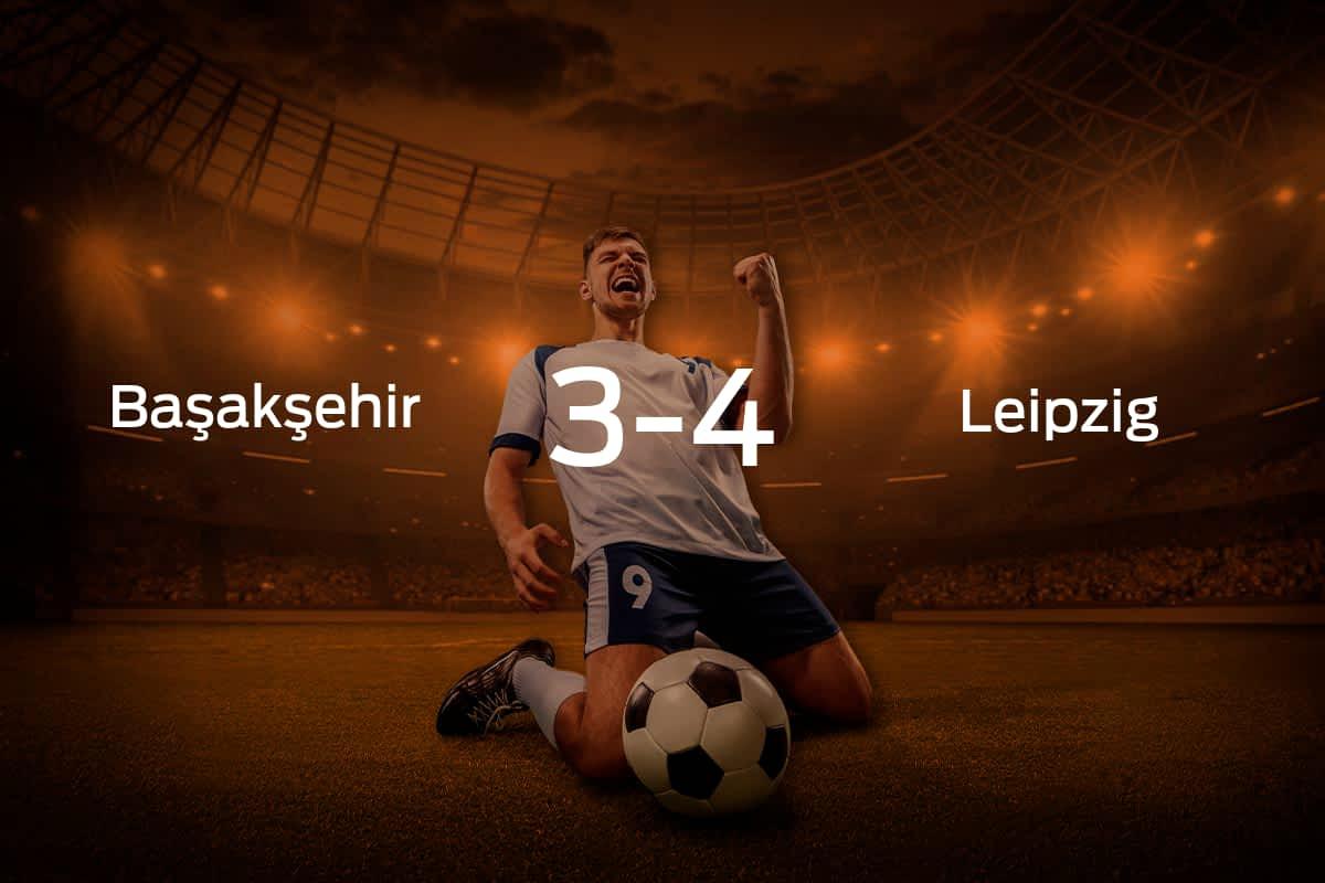 İstanbul Başakşehir vs. RB Leipzig