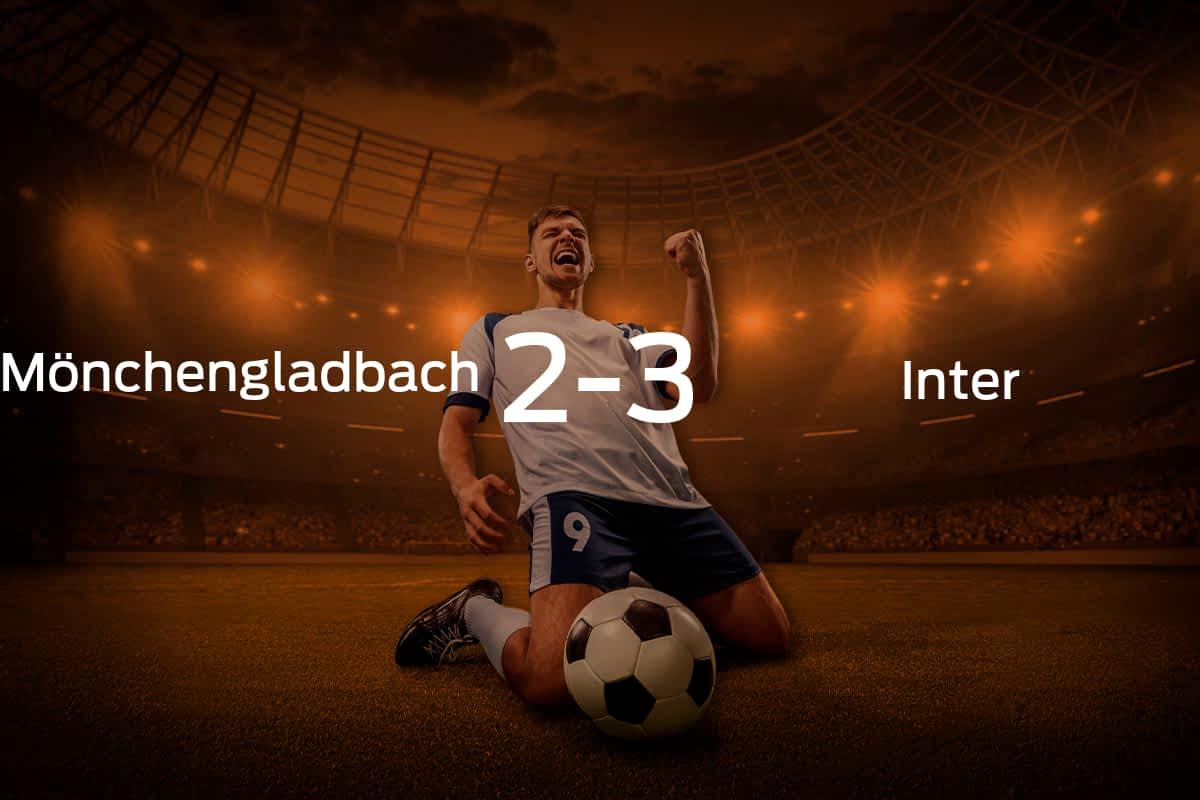 Borussia Mönchengladbach vs. Internazionale