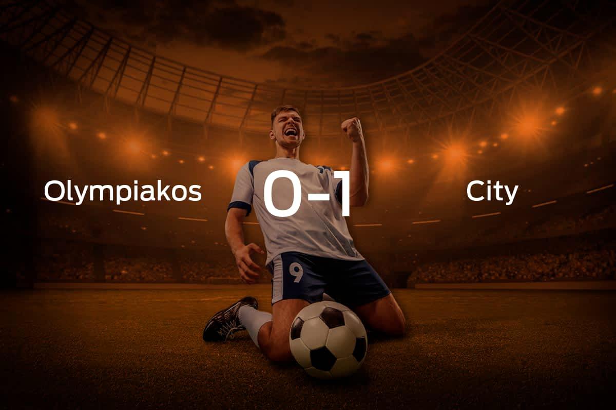 Olympiakos Piraeus vs. Manchester City