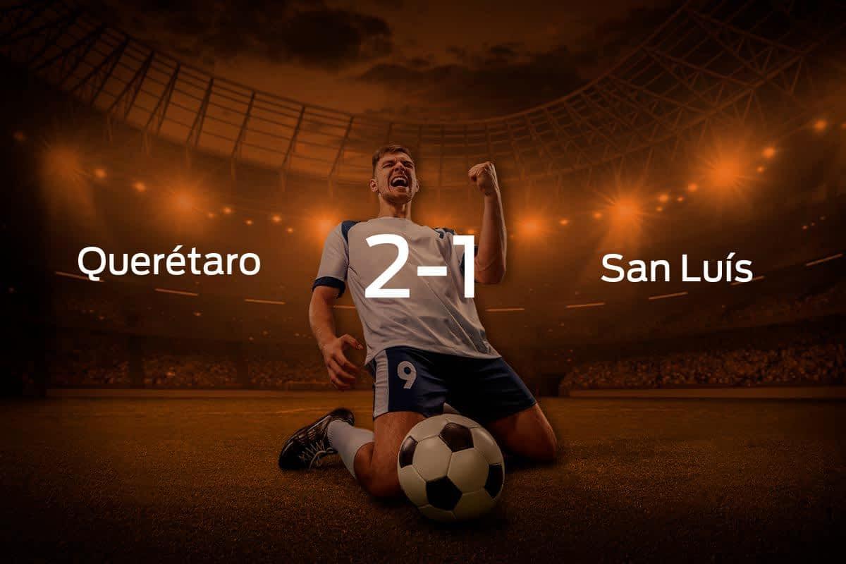 Querétaro vs. San Luís