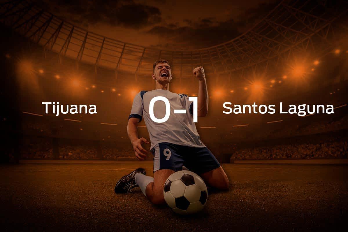 Tijuana vs. Santos Laguna