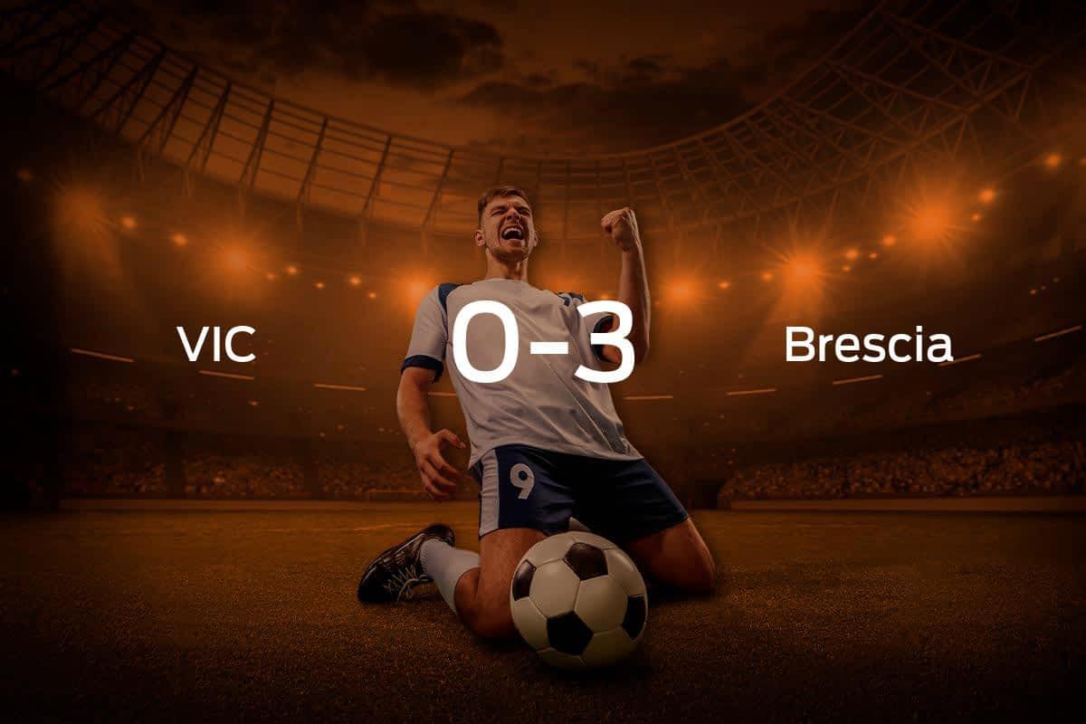 Vicenza vs. Brecia Calcio
