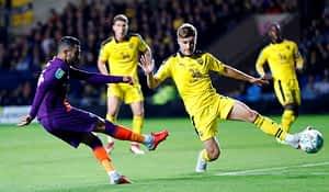 Oxford United 5-1 Accrington Stanley