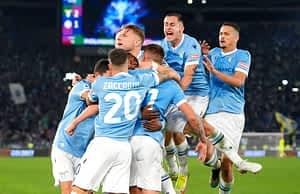 Lazio 3-1 Internazionale