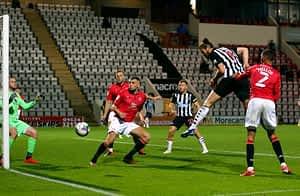 Morecambe FC 3-3 Accrington Stanley