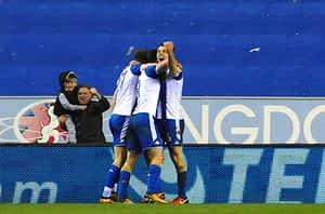 Wigan Athletic 1-2 Sheffield Wednesday
