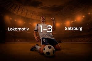 Lokomotiv Moscow vs. FC Salzburg