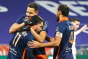Montpellier 1-0 RC Lens