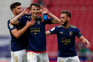 Villarreal 1-2 Osasuna