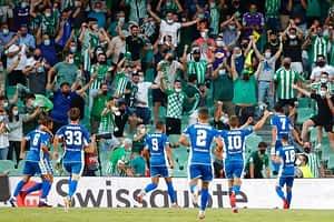 Alaves 0-1 Real Betis