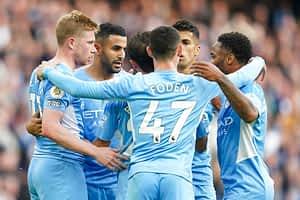 Manchester City 2-0 Burnley