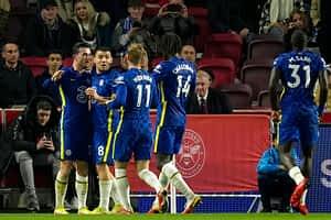 Brentford 0-1 Chelsea
