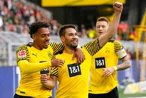 Borussia Dortmund vs. Mainz