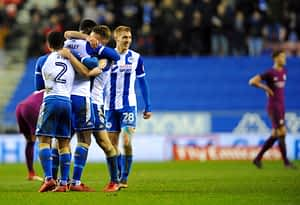 Bolton Wanderers 0-4 Wigan Athletic