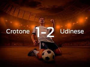 Crotone vs. Udinese