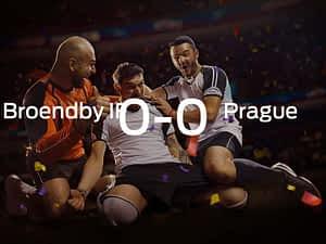 Broendby IF vs. Sparta Prague