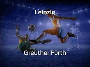 RB Leipzig vs. Greuther Fürth