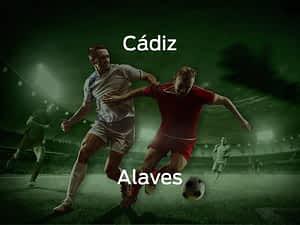 Cádiz vs. Alaves