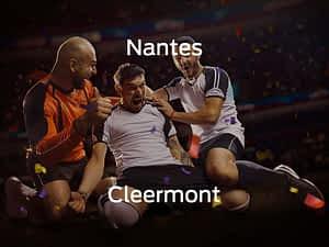 Nantes vs. Clermont Foot