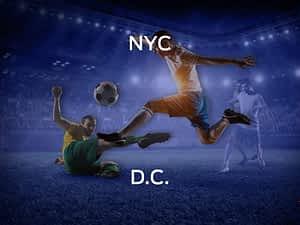 New York vs. D.C. United