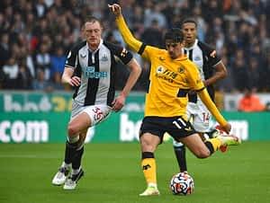 Wolverhampton Wanderers vs. Newcastle United
