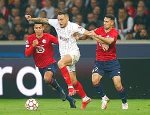 Lille 0-0 Seville