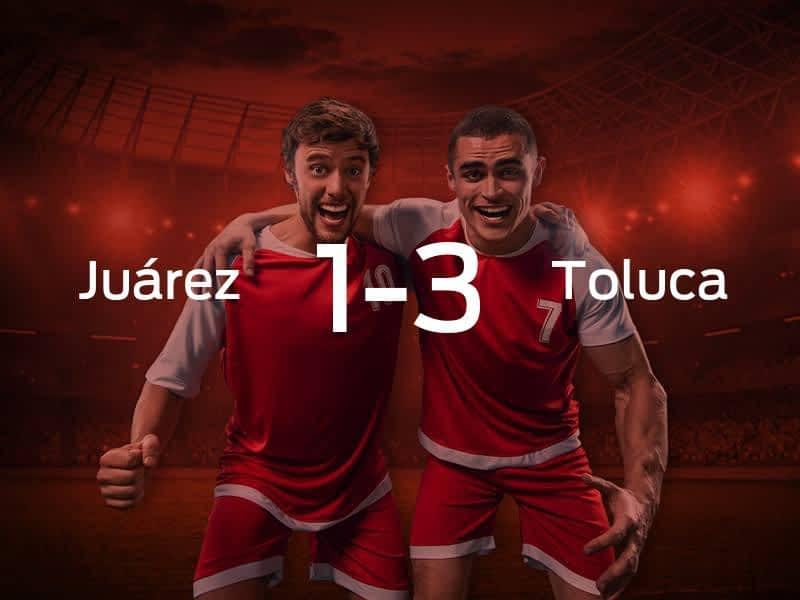 Juárez vs. Deportivo Toluca