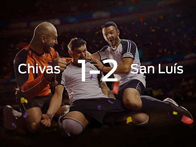 Guadalajara vs. San Luís