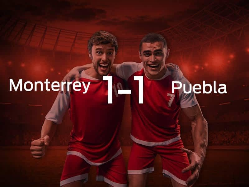 Monterrey vs. Puebla