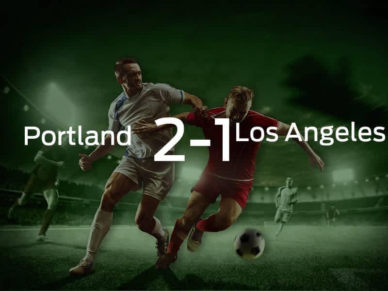Portland Timbers vs. Los Angeles FC