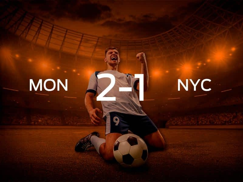 Montréal vs. New York