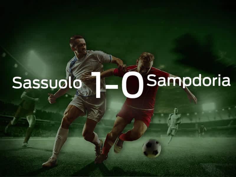 Sassuolo vs. Sampdoria