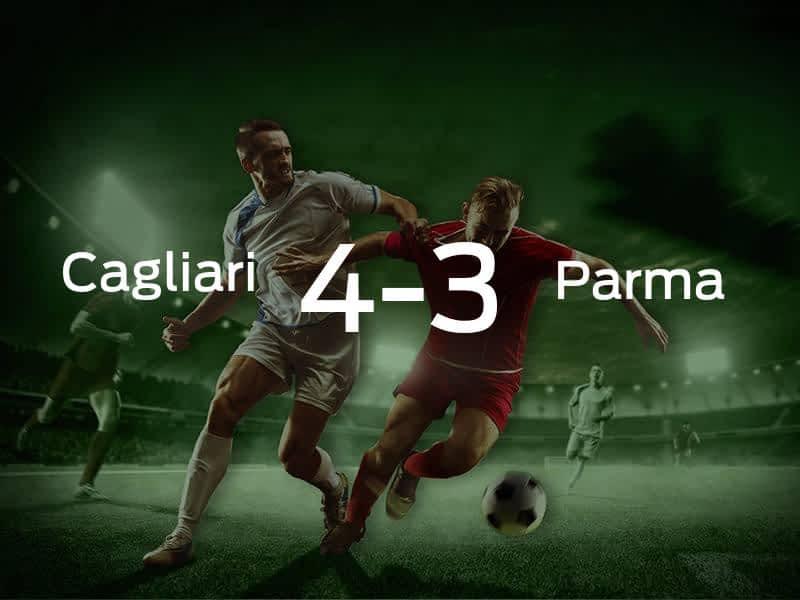 Cagliari vs. Parma