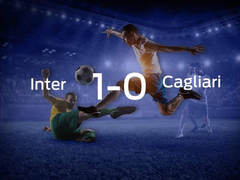 Internazionale vs. Cagliari