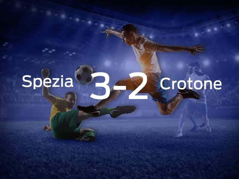 Spezia Calcio vs. Crotone