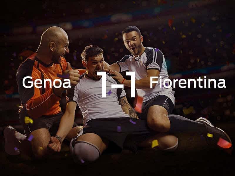 Genoa vs. Fiorentina