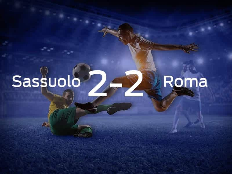Sassuolo vs. Roma