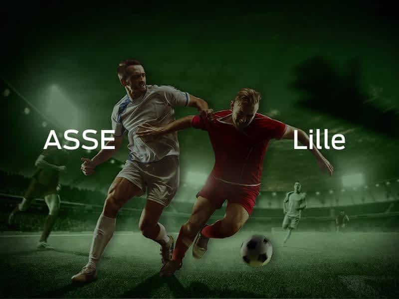 Saint-Étienne vs. Lille