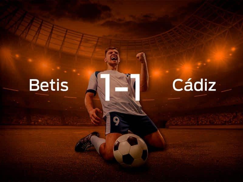 Real Betis vs. Cádiz