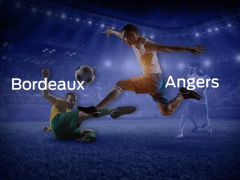 Bordeaux vs. Angers SCO