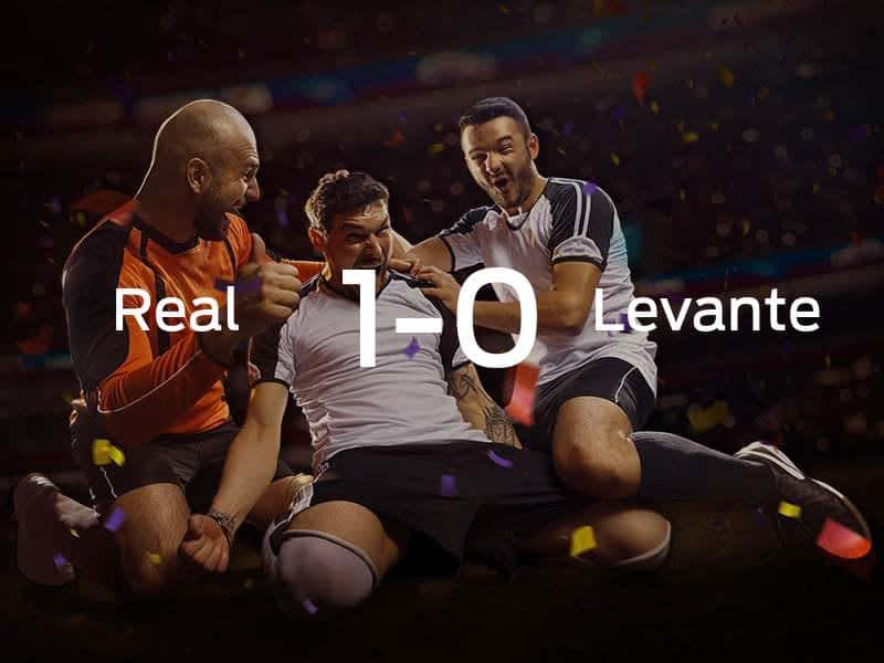 Real Sociedad vs. Levante