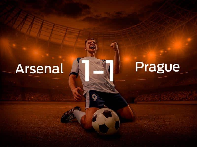Arsenal vs. Slavia Praha