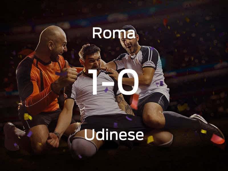 Roma vs. Udinese