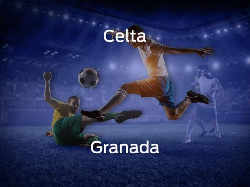 Celta Vigo vs. Granada