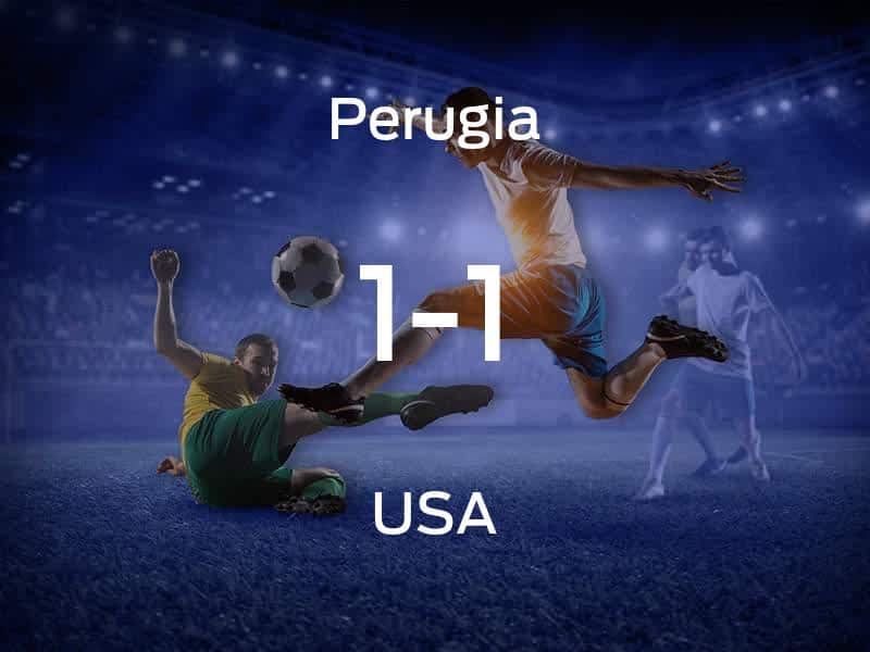 Perugia vs. US Alessandria