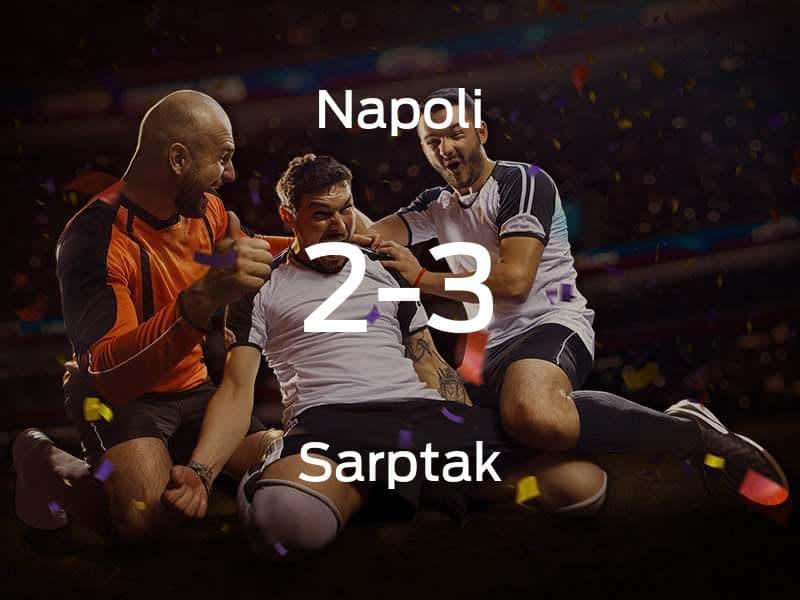 Napoli vs. Spartak Moscow