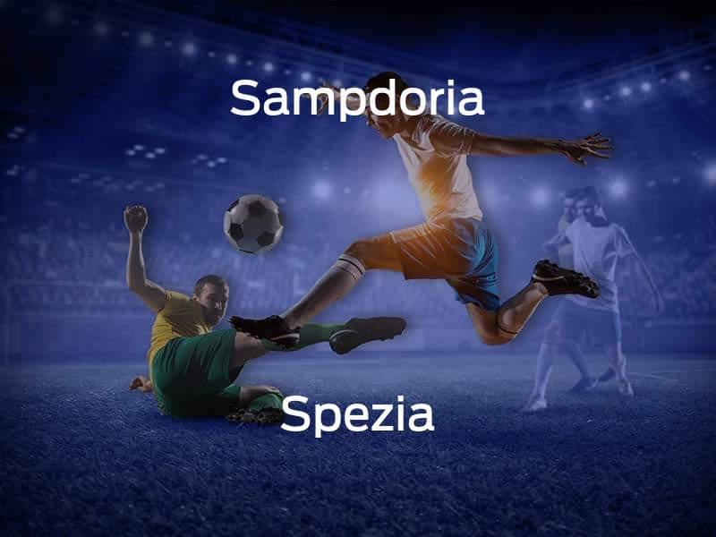 Sampdoria vs. Spezia Calcio