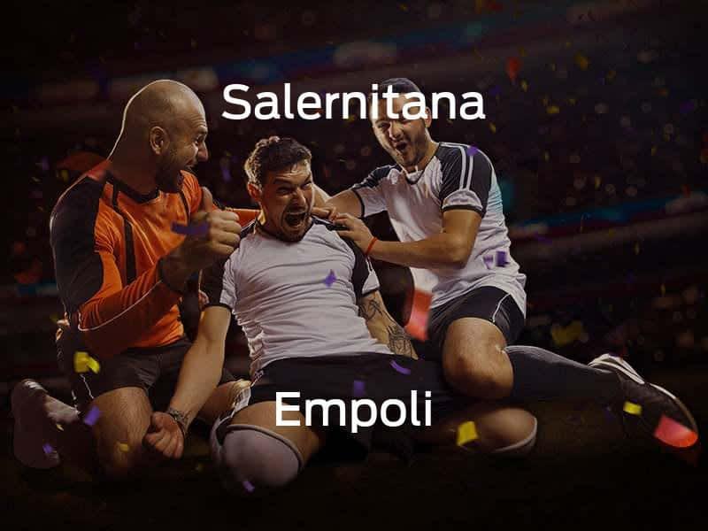 Salernitana vs. Empoli