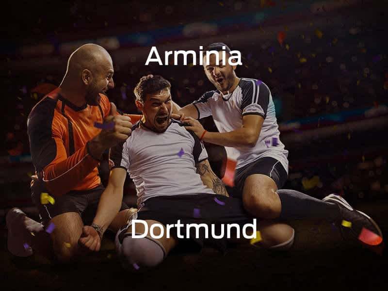 Arminia Bielefeld vs. Borussia Dortmund