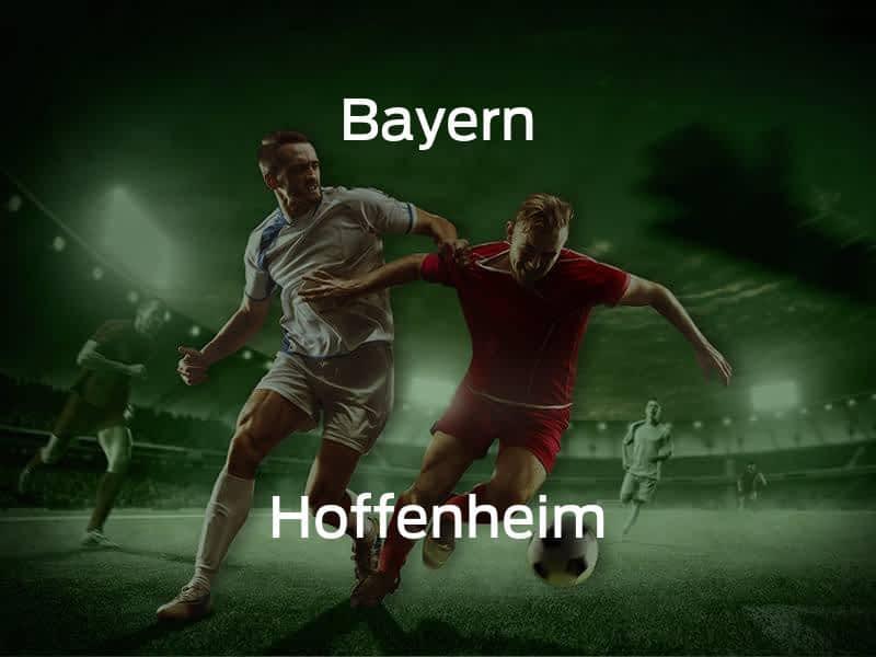 Bayern Munich vs. Hoffenheim